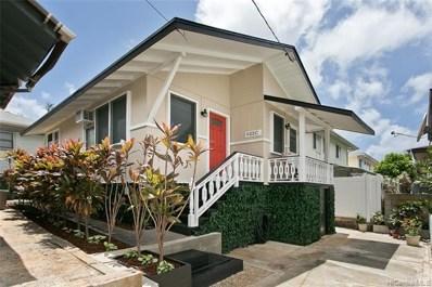 1122C 2nd Avenue, Honolulu, HI 96816 - #: 201910717