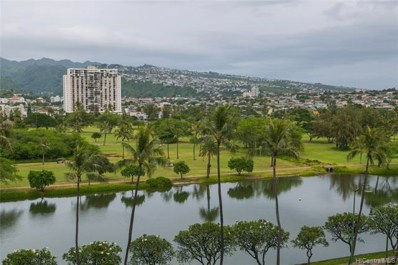2421 Ala Wai Boulevard UNIT 702, Honolulu, HI 96815 - #: 201910775