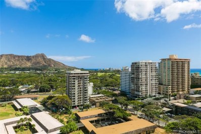 229 Paoakalani Avenue UNIT 1712, Honolulu, HI 96815 - #: 201911038