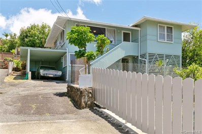 1355 13th Avenue UNIT B, Honolulu, HI 96816 - #: 201911057