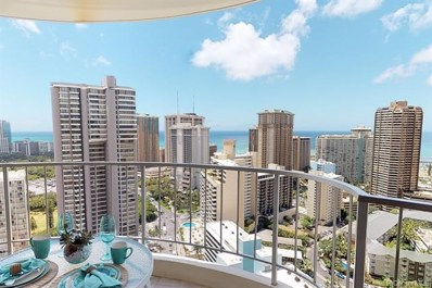 469 Ena Road UNIT 3302, Honolulu, HI 96815 - #: 201911167