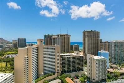 411 Hobron Lane UNIT 2907, Honolulu, HI 96815 - #: 201911638