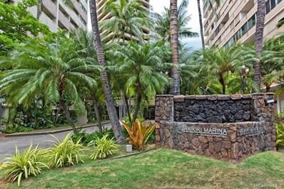 1700 Ala Moana Boulevard UNIT 2103, Honolulu, HI 96815 - #: 201911812
