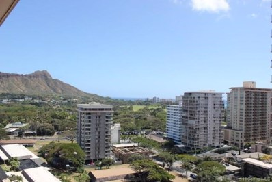 229 Paoakalani Avenue UNIT 1810, Honolulu, HI 96815 - #: 201911942