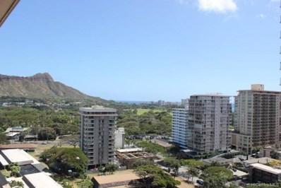 229 Paoakalani Avenue UNIT 1810, Honolulu, HI 96815 - #: 201911942