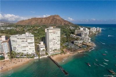 2895 Kalakaua Avenue UNIT 205, Honolulu, HI 96815 - #: 201913224