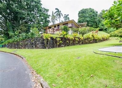 3469 Kahawalu Drive, Honolulu, HI 96817 - #: 201913400
