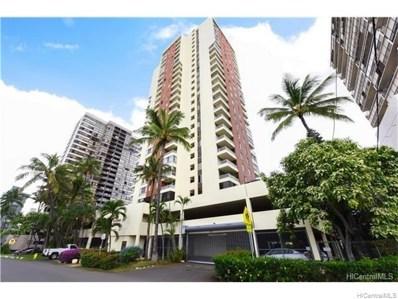 2740 Kuilei Street UNIT 1106, Honolulu, HI 96826 - #: 201913433