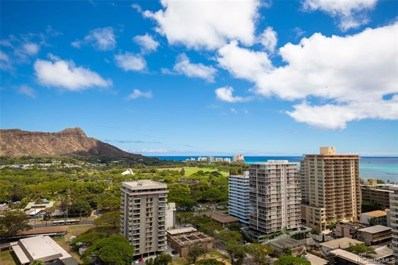229 Paoakalani Avenue UNIT 2212, Honolulu, HI 96815 - #: 201913894