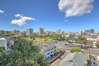 1620 Keeaumoku Street UNIT 606, Honolulu, HI 96822 - #: 201913911