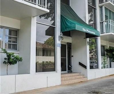 1710 Punahou Street UNIT 603, Honolulu, HI 96822 - #: 201913977