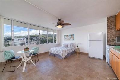 1550 Wilder Avenue UNIT A1302, Honolulu, HI 96822 - #: 201914038