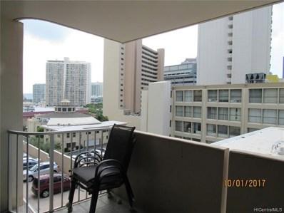 1561 Kanunu Street UNIT 508, Honolulu, HI 96814 - #: 201914127