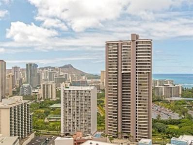 400 Hobron Lane UNIT 3103, Honolulu, HI 96815 - #: 201914163