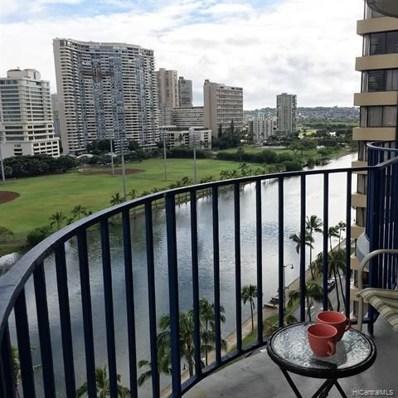 1909 Ala Wai Boulevard UNIT 1303, Honolulu, HI 96815 - #: 201914317