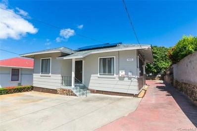 922 Belser Street, Honolulu, HI 96816 - #: 201914334