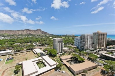 229 Paoakalani Avenue UNIT 2014, Honolulu, HI 96815 - #: 201914728