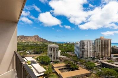 229 Paoakalani Avenue UNIT 1812, Honolulu, HI 96815 - #: 201914763