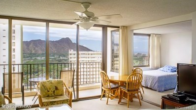 201 Ohua Avenue UNIT T1-2703, Honolulu, HI 96815 - #: 201914907