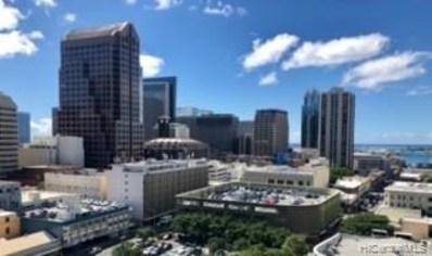 1212 Nuuanu Avenue UNIT 1402, Honolulu, HI 96817 - #: 201915125