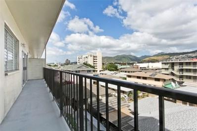 730 Makaleka Avenue UNIT 404, Honolulu, HI 96816 - #: 201915299