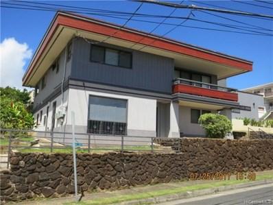1704 Alencastre Street UNIT down, Honolulu, HI 96816 - #: 201915466