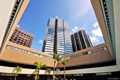 1088 Bishop Street UNIT 2605, Honolulu, HI 96813 - #: 201915550