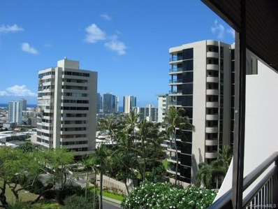 1010 Wilder Avenue UNIT 502, Honolulu, HI 96822 - #: 201915572