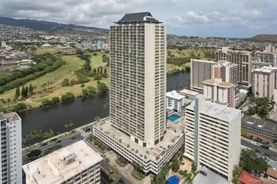 445 Seaside Avenue UNIT 2505, Honolulu, HI 96815 - #: 201915619