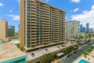 1560 Kanunu Street UNIT 1005, Honolulu, HI 96814 - #: 201917036