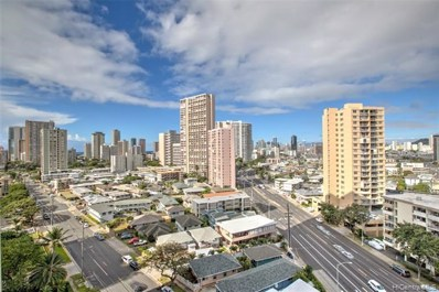 2499 Kapiolani Boulevard UNIT 1400, Honolulu, HI 96826 - #: 201917167