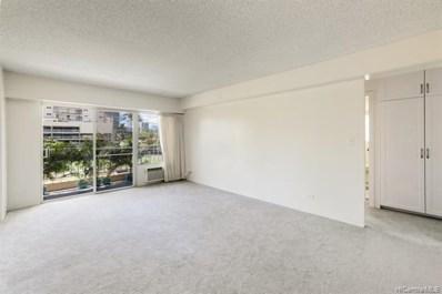 303 Liliuokalani Street UNIT 301, Honolulu, HI 96815 - #: 201917285