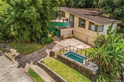 3387 Kamaaina Drive, Honolulu, HI 96817 - #: 201917467