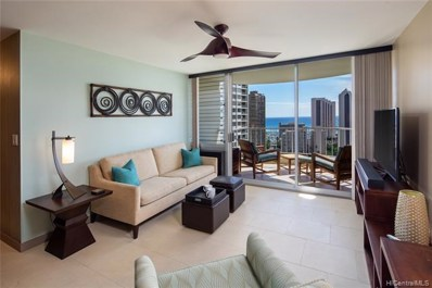 1717 Ala Wai Boulevard UNIT 2707, Honolulu, HI 96815 - #: 201917748