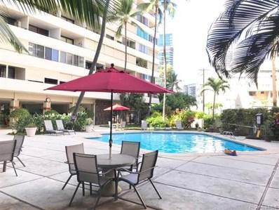 425 Ena Road UNIT 202A, Honolulu, HI 96815 - #: 201918520
