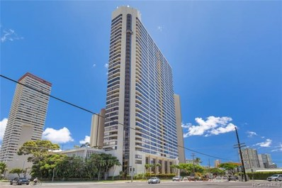 2499 Kapiolani Boulevard UNIT 3301, Honolulu, HI 96826 - #: 201918523