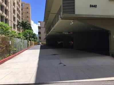 2444 Tusitala Street UNIT 315, Honolulu, HI 96815 - #: 201918704