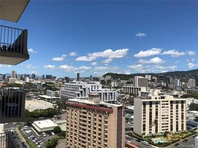 1561 Kanunu Street UNIT 1905, Honolulu, HI 96814 - #: 201918797