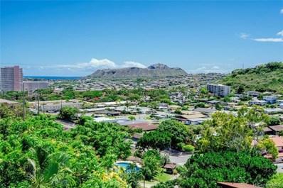 1487 Hiikala Place UNIT 43, Honolulu, HI 96816 - #: 201918999