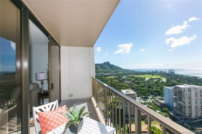 229 Paoakalani Avenue UNIT 3110, Honolulu, HI 96815 - #: 201919729