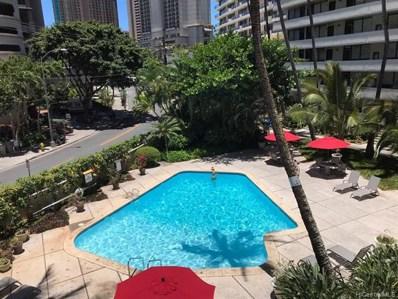 425 Ena Road UNIT 305A, Honolulu, HI 96815 - #: 201919747