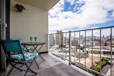 1069 Spencer Street UNIT 802, Honolulu, HI 96822 - #: 201921006