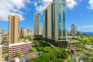 2092 Kuhio Avenue UNIT 1604, Honolulu, HI 96815 - #: 201921378