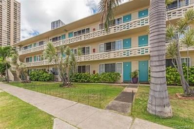 1627 Ala Wai Boulevard UNIT 201, Honolulu, HI 96815 - #: 201921414