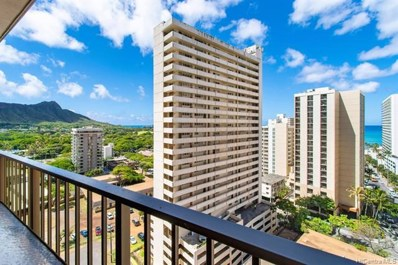 229 Paoakalani Avenue UNIT 1704, Honolulu, HI 96815 - #: 201921535