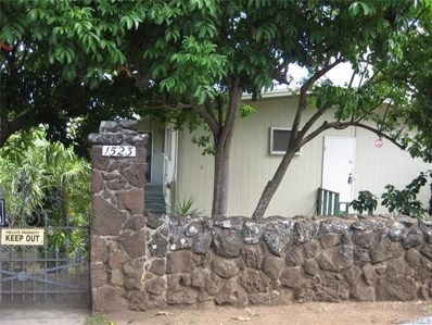 1523 Thurston Avenue, Honolulu, HI 96822 - #: 201921591