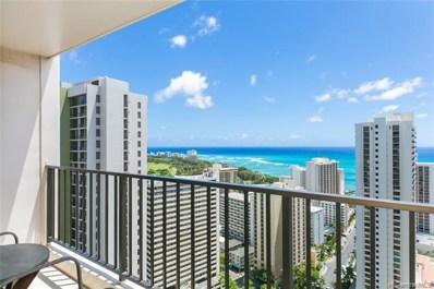 201 Ohua Avenue UNIT 3410-II, Honolulu, HI 96815 - #: 201921725