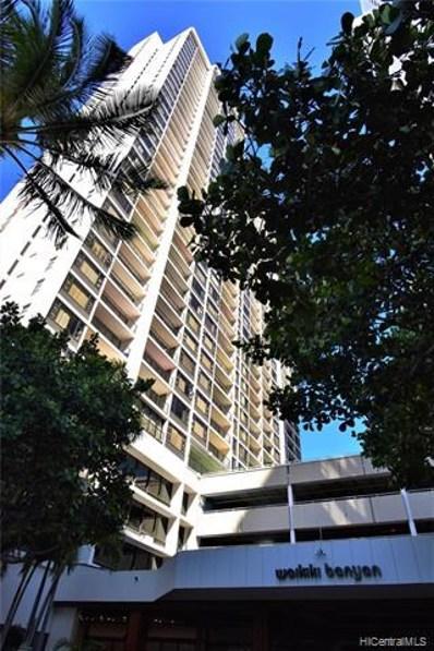 201 Ohua Avenue UNIT 708, Honolulu, HI 96815 - #: 201921748