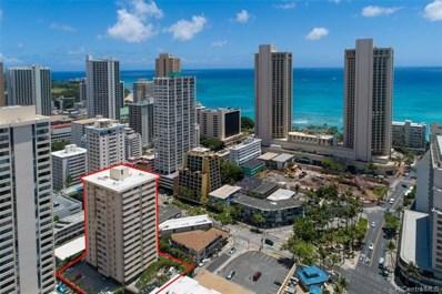 225 Kaiulani Avenue UNIT 904, Honolulu, HI 96815 - #: 201921829