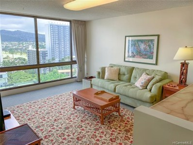 229 Paoakalani Avenue UNIT 1605, Honolulu, HI 96815 - #: 201921990